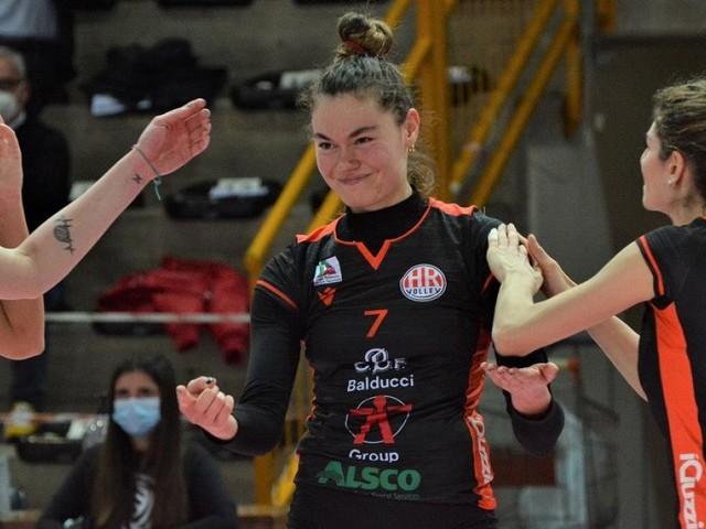 Impresa della Cbf Balducci: vittoria al tie-break contro la capolista Vallefoglia