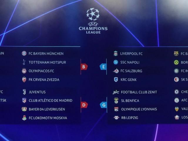 Champions League, le avversarie/ Timore Napoli-Juve, speranza per Inter e Atalanta