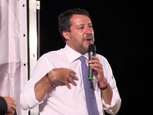 """Morisi, Salvini: """"Nella vita si puo' sbagliare, importante e' rialzarsi con umilita'"""""""