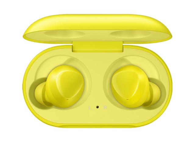Anche le cuffie Samsung Galaxy Buds saranno disponibili nell'accecante Canary Yellow