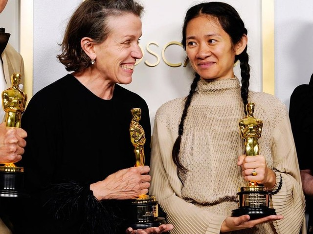 Frances McDormand fa il 'triplete': è l'Oscar 2021 come Migliore Attrice
