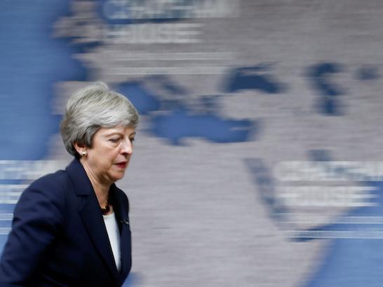 Gli ultimi due giorni di Theresa May