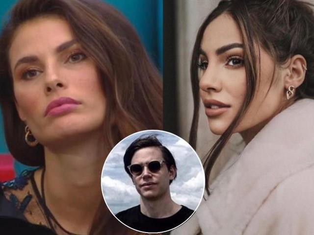 'Gf Vip 5', Giacomo Urtis lancia uno dei suoi gossip e rivela che Carlo Beretta sta con Giulia De Lellis: la reazione di Dayane Mello