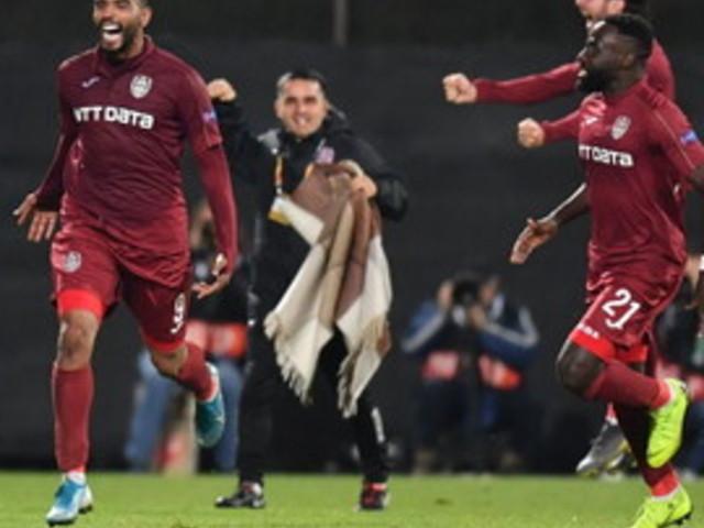 Europa League, Cluj-Lazio 2-1: Deac e Omrani affondano Inzaghi