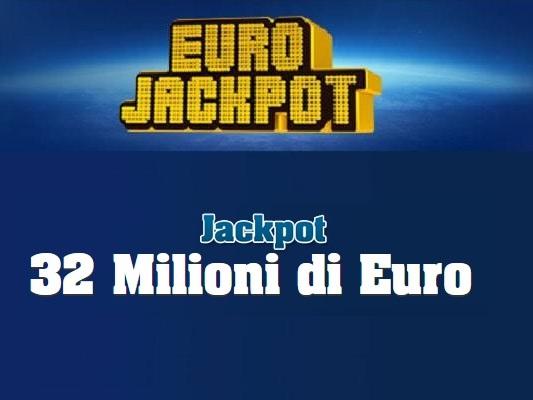Estrazione EuroJackpot 7 dicembre 2018: diretta risultati