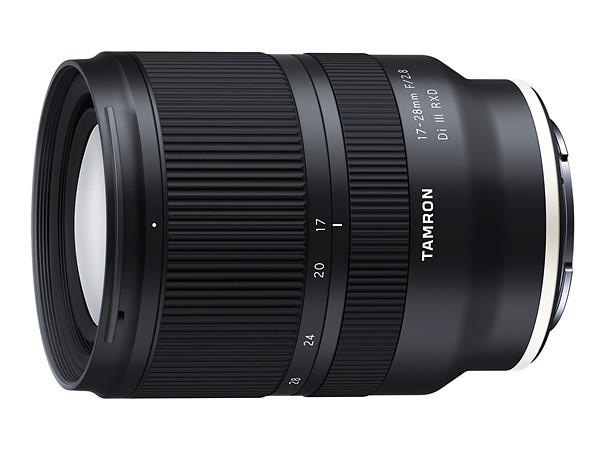 Tamron annuncia il 17-28mm f/2,8 per mirrorless Sony, il 35mm f/1.4 e il 35-150mm f/2,8-4 per reflex
