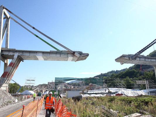 La situazione di ponti e viadotti in Italia spiegata da chi li controlla
