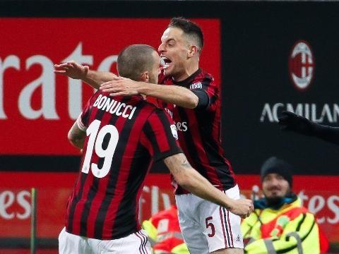 Milan: Bonaventura 'punta' la Champions
