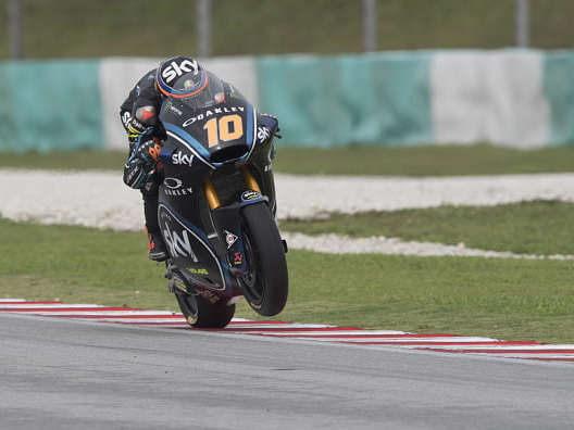 Moto2, Test Jerez: tempi e classifica Day-2. Marini leader