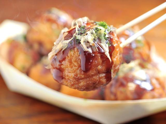 Takoyaki: la ricetta delle polpette di polipo giapponesi