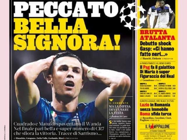 Gazzetta dello Sport – Tensione Lukaku-Brozo