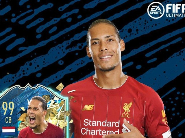 FIFA 20 TOTSSF: annunciato il Team of the Season So Far della Premier League