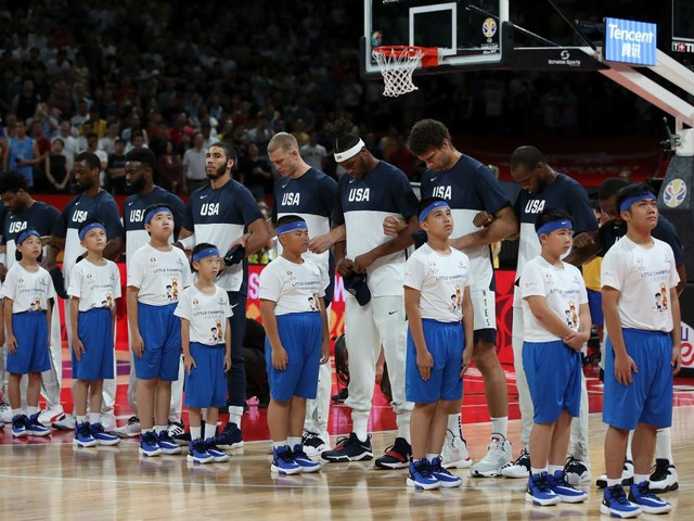 Mondiali Basket, USA-Francia: dove vederla in tv e streaming