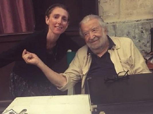 """Intervista a Rita Carlini: """"Il cinema è la mia terapia"""""""