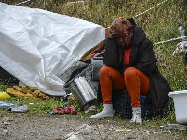 Campi profughi invasi da virus: la bomba che terrorizza Atene