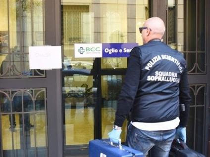 Rapina alla banca di via Partigiani - Video Preso il ladro: pregiudicato in semilibertà