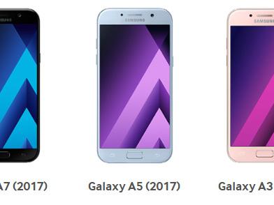 Samsung Galaxy A 2017, Android 7 Nougat in Italia per tutti