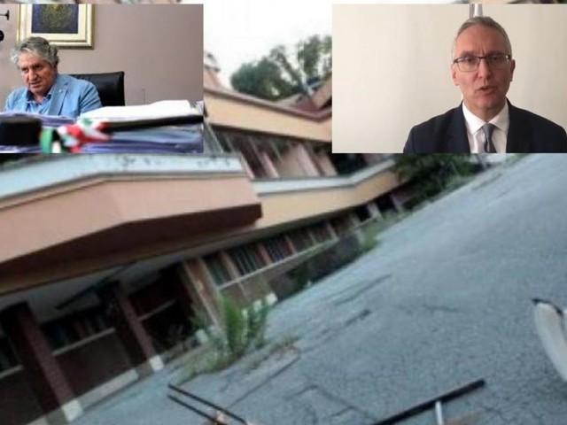 Tolentino, vendita dell'ex Hotel Marche al Comune: sottoscritto l'accordo con la Regione