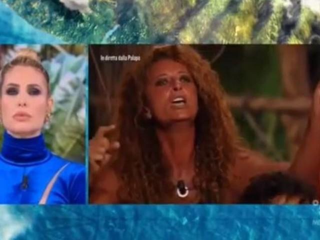 Isola dei Famosi, Valentina contro Fariba: il motivo