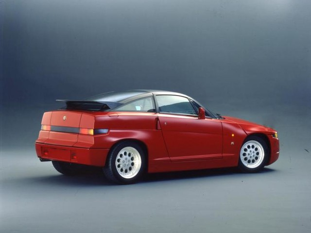 Alfa Romeo, il motore V6 Busso