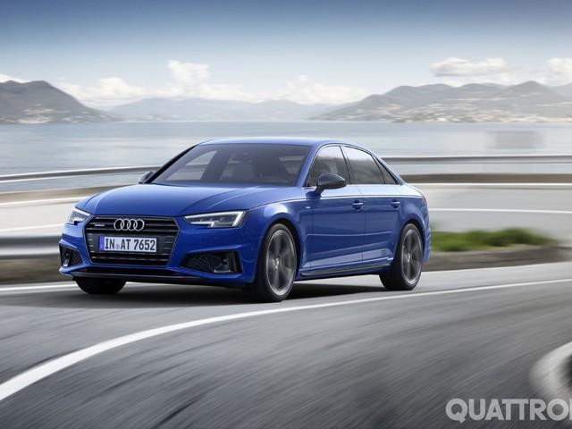 Audi A4 - Con la 45 TFSI arrivano nuove dotazioni