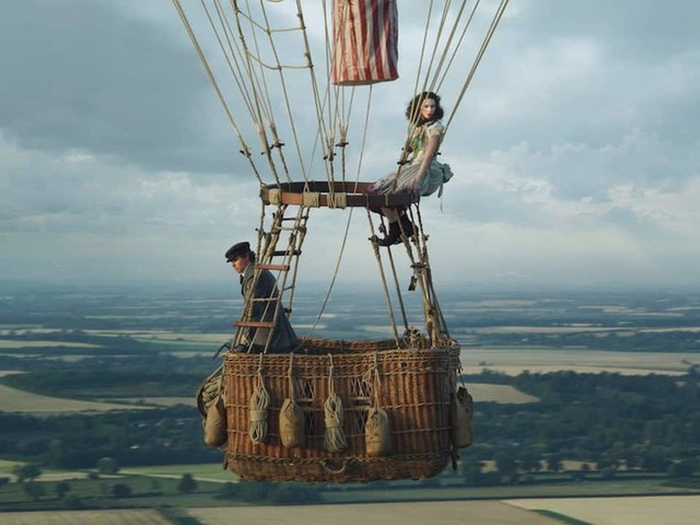 The Aeronauts: il video per scoprire la colonna sonora del film Amazon