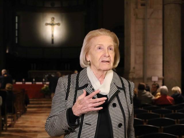 """La gran signora del restauro che salvò l'""""Ultima cena"""""""