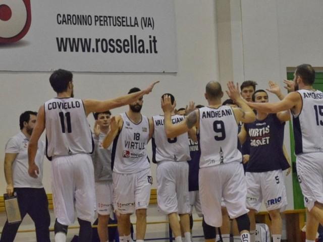 Basket Serie B, si rialza la Rossella Civitanova e batte Giulianova: interrotta la striscia negativa