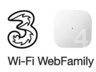 Guida alle offerte 3 wi-ifi Web Family