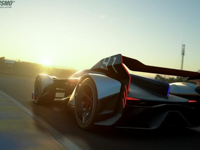 La McLaren più estrema sbarca su Playstation