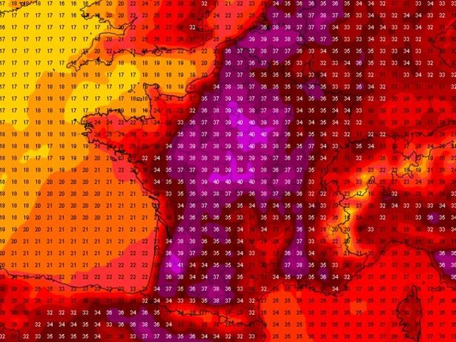 """Torna il caldo """"africano"""" la prossima settimana sole e afa con temperature fino a oltre 38"""