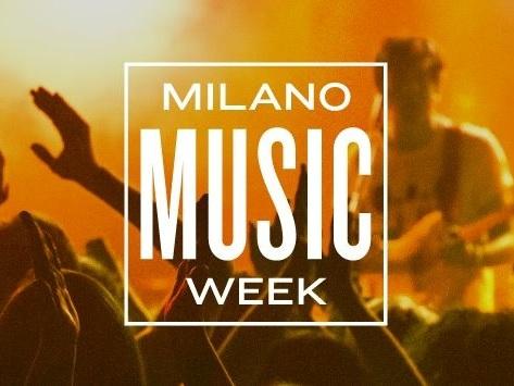 Milano Music Week, dal 20 al 26 novembre avrai una serie di appuntamenti IMPERDIBILI