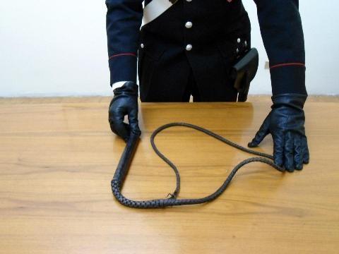 Frustava i figli, arrestata a Milano