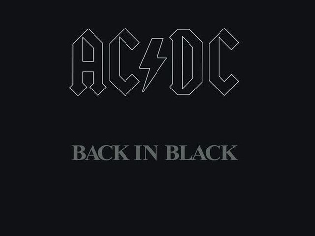 "Vinyl ID: ""Back In Black"", AC/DC"