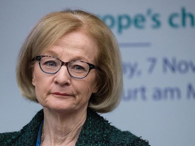 Il capo della Vigilanza Danièle Nouy tiene il punto sulle banche italiane: nessuna apertura sugli Npl
