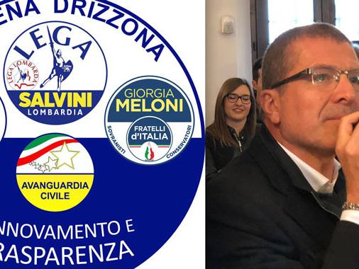 """Matteo Priori è l'anti-Cavazzini a Piadena Drizzona. """"Tre parole: lavorare, lavorare, lavorare"""""""