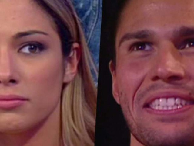 Gfvip: Luca Onestini attacca Soleil, lei risponde via social