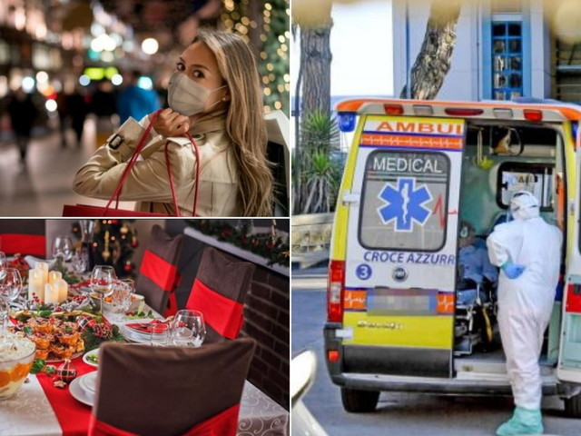 Natale e Capodanno con il coronavirus: le regole dei Paesi europei per cenoni in famiglia, shopping e spostamenti