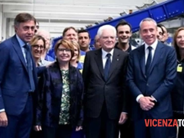 Poste Italiane: al via il piu' grande hub logistico d'italia alla presenza del Presidente della Repubblica