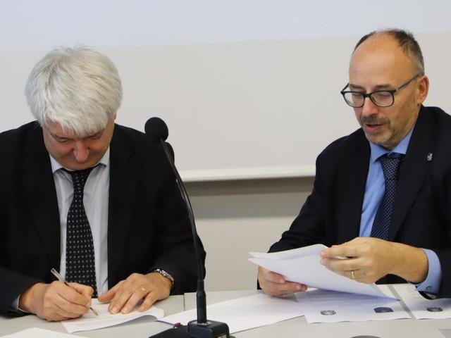 Liceo Matematico, siglato il protocollo d'intesa tra Unicam e Ufficio Scolastico Regionale