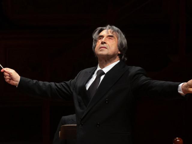 Breve ricovero per Riccardo Muti, concerto rinviato