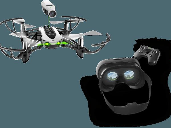 Parrot introduce il drone Mambo FVP: volo acrobatico in prima persona a 179€