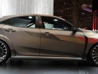 Mugen RC20GT Civic Type-R Concept: la più potente di sempre