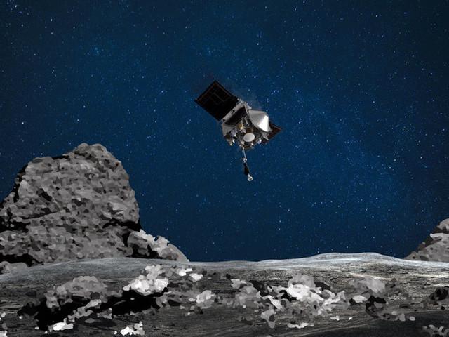 La sonda Osiris Rex sta perdendo i campioni raccolti nello spazio