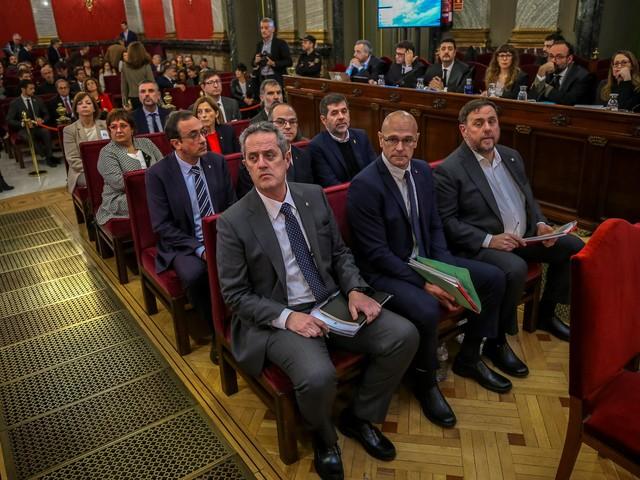 Separatisti a processo: il giorno del giudizio spacca ancora la Spagna