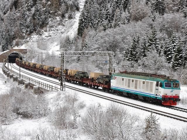 L'Ue sblocca 9 milioni di euro per il trasporto merci in Alto Adige – Südtirol