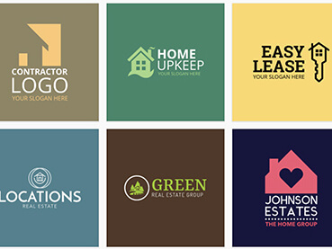 20 Best Real Estate Agent & Company Logo Designs (Ideas for 2021)