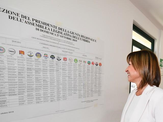 In Umbria affluenza record: il patto Pd-M5S già scricchiola