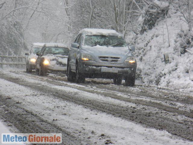 Meteo invernale in pieno Maggio, evento storico in tempo reale. Previsioni assurde