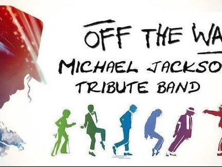Off The Wall, Michael Jackson tribute band in concerto a L'Arca